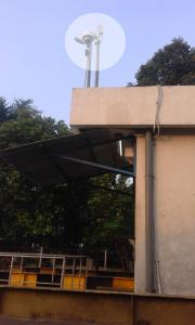 Installation and Setting SpeedDome in Industrial Plant