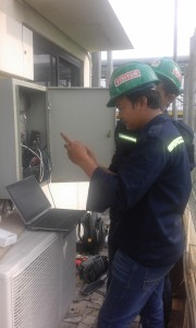 Maintenance CCTV ( Industrial Plant )