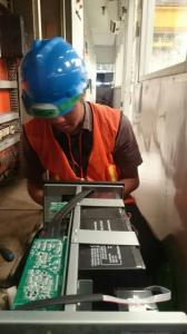 Maintenance & Installation UPS in Industrial Area
