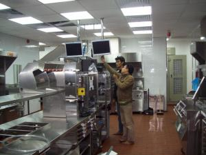 Data Installation (  MC Donald Indonesia