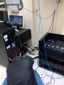 Installasi UPS Server PT. Nylex Indonesia