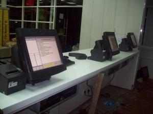 Data Installation Point of Sale